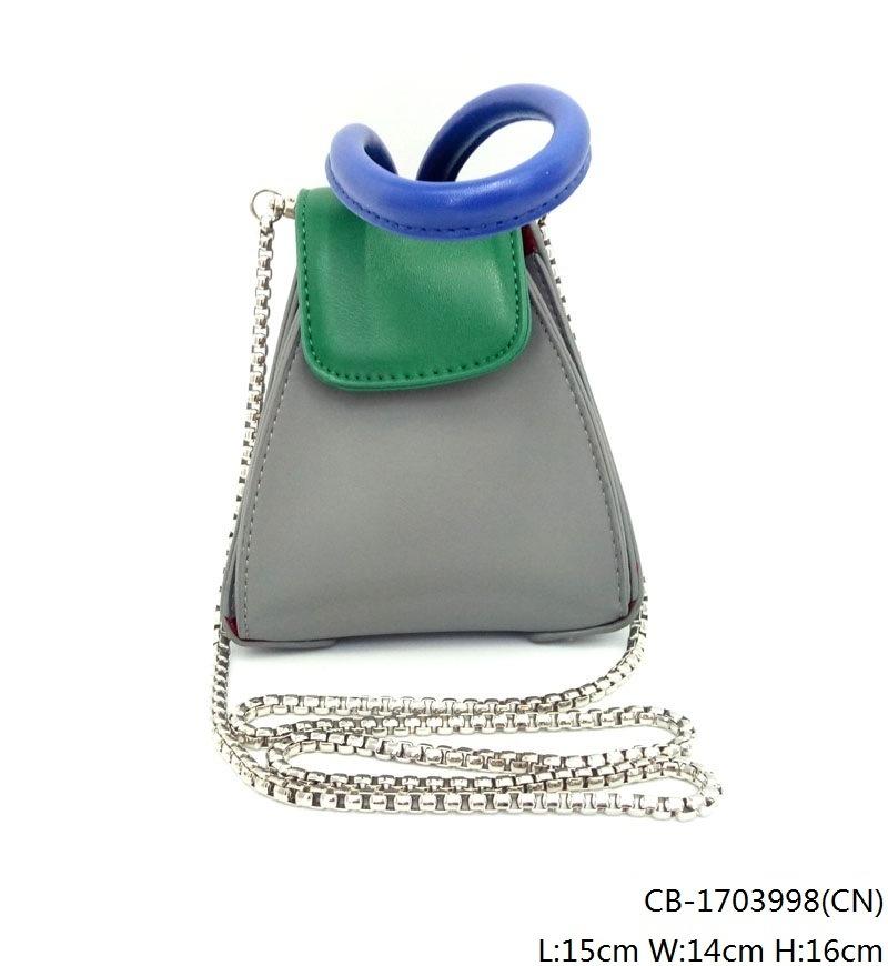 New Fashion Women PU Handbag (CB-1703998)