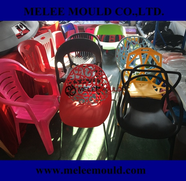 Injection Chair Mould for Garden Chair (MELEE MOULD -6)