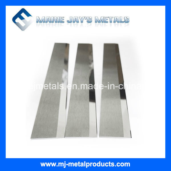 Tungsten Carbide Woodworking Knives with Perfect Performance