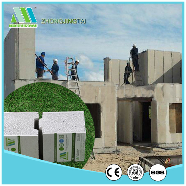 Waterproof Soundproof Construction Internal Wall Insulation Panel Material