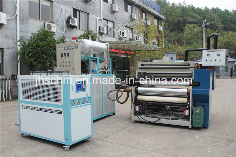 Automatic Holographic Film Embossing Machine