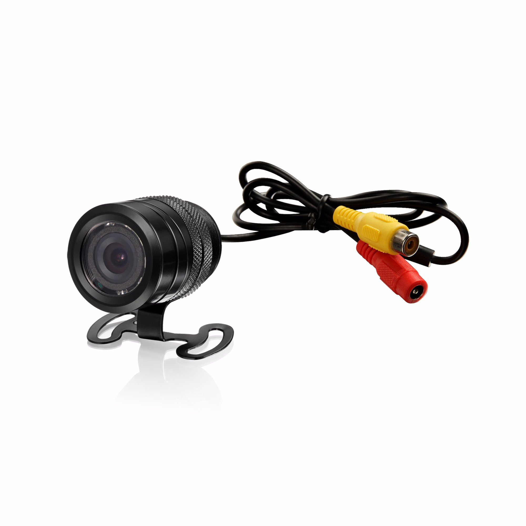 Wireless Backup Camera System with Cigarette Lighter Adapter