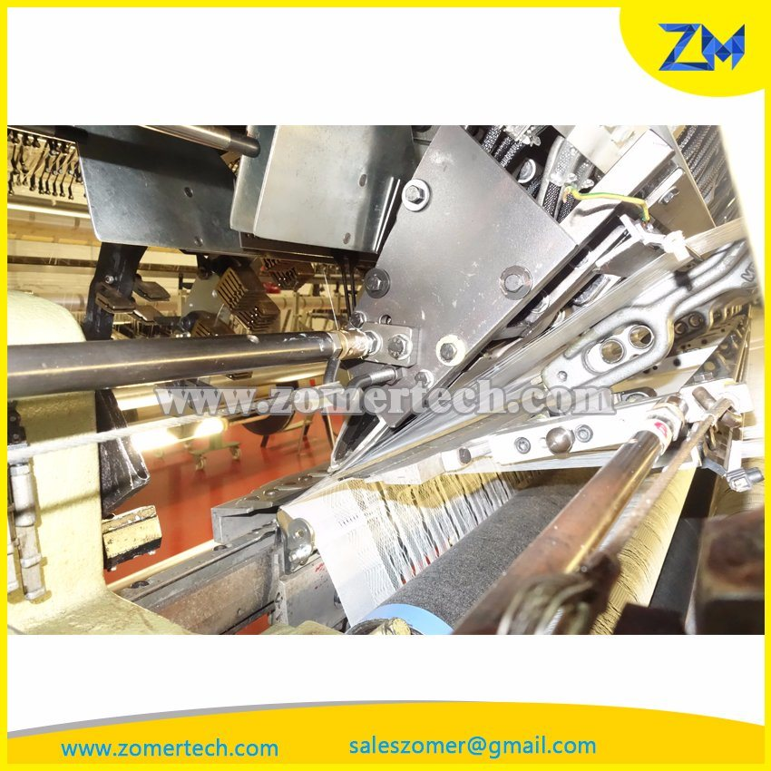 Piezo Jacquard Control System of Warp Knitting Machine