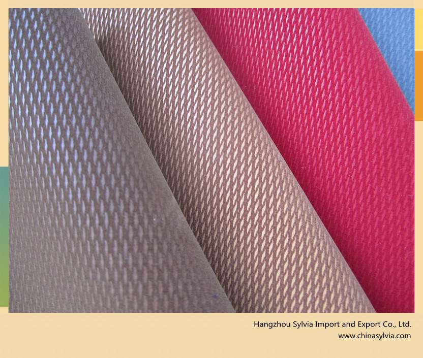 PU Leather for Shoes Making