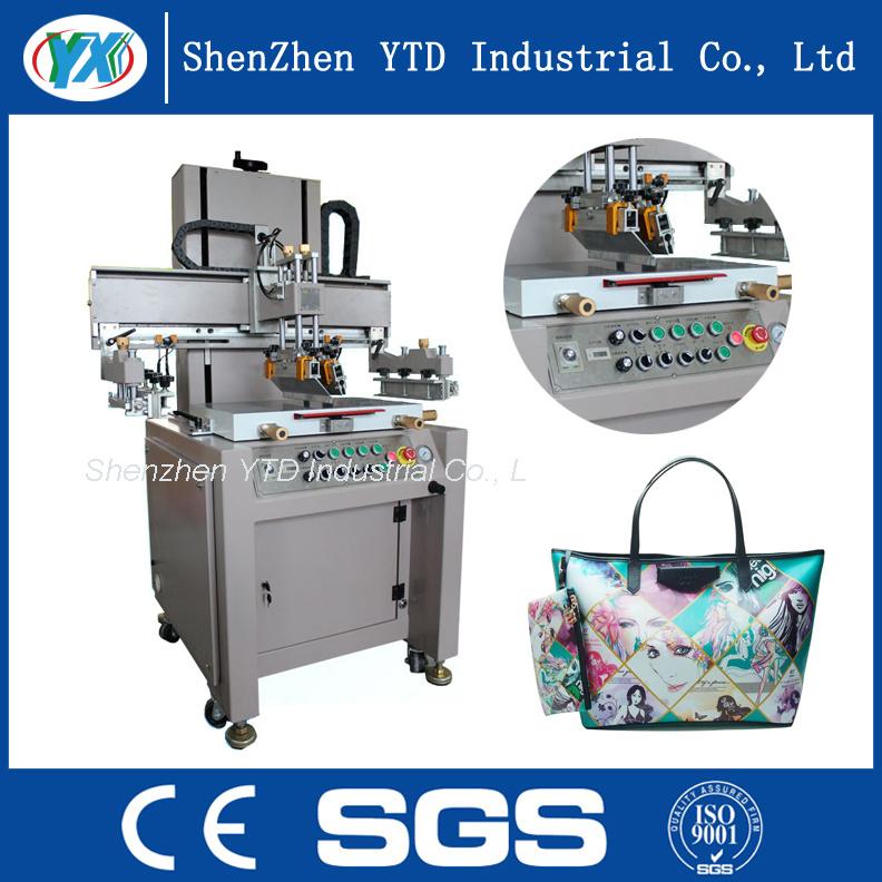 Ytd-4060 High Precision Flat Silk Screen Printing Machine