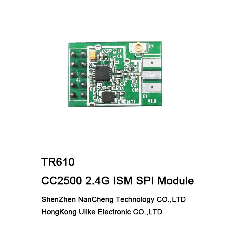 Cc2500 Module ISM 2.4G RF Module Transceiver Module