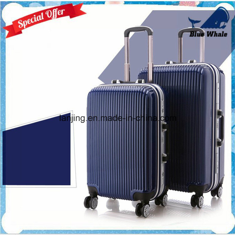 Bw1-010 Full Container Carry-on ABS+PC/Nylon/Polyester Fiber Luggage Sets