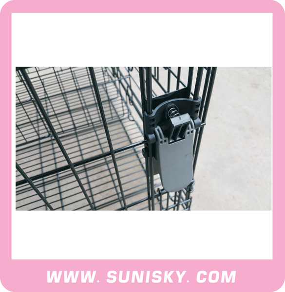 Luxury Wire Cage/ Metal Cage for Big Dog