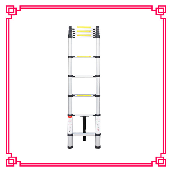 3.8m Aluminum Telescopic Ladder (DLT212B)