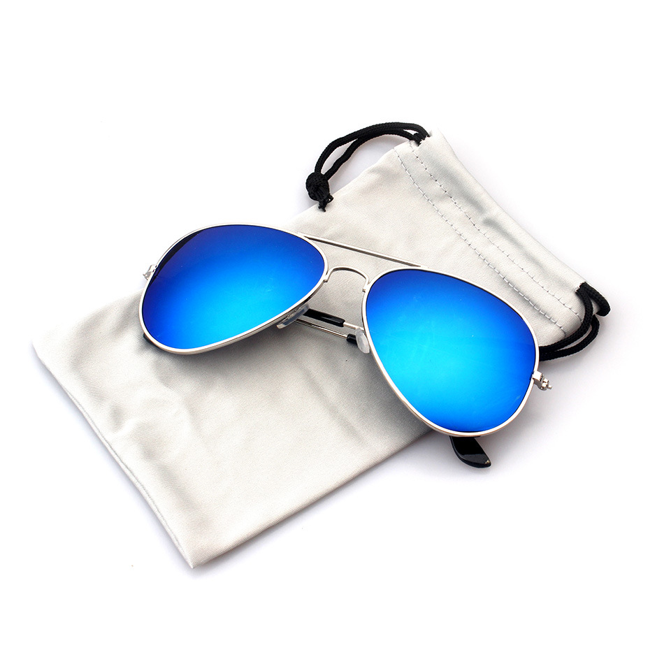Ynjn OEM Metal Custom Logo Fashion Polarized Men Sunglasses (YJ-0015)