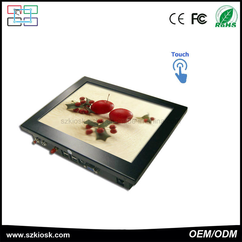 "China Manufacturer 10.4"" All in One Touch Panel PC OEM"