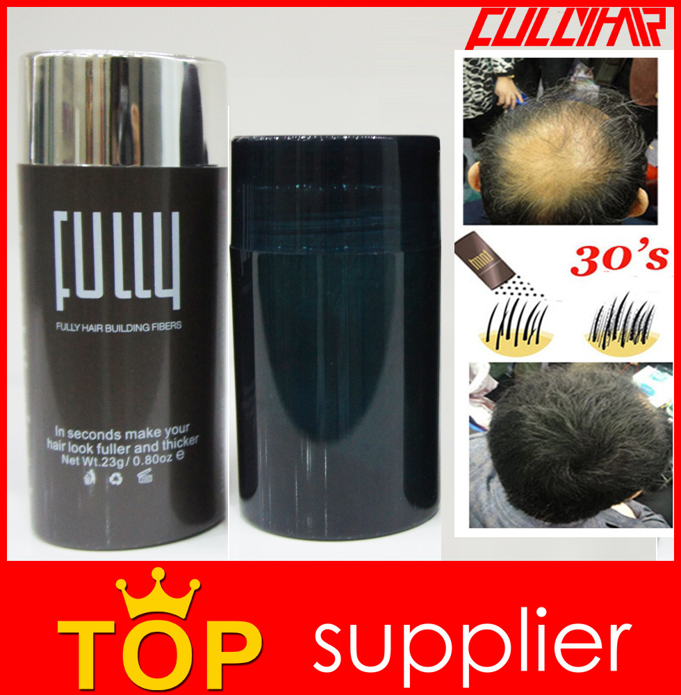 New Keratin Fully Hair Fiber Hair Building Fiber