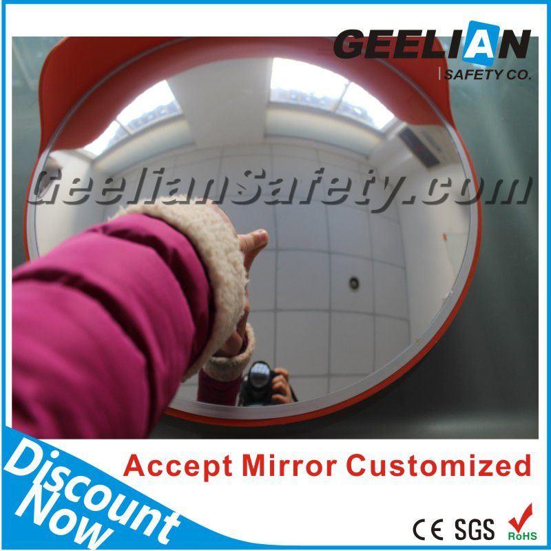 80cm Outdoor Wide Angle Plastic Acrylic Convex Mirror