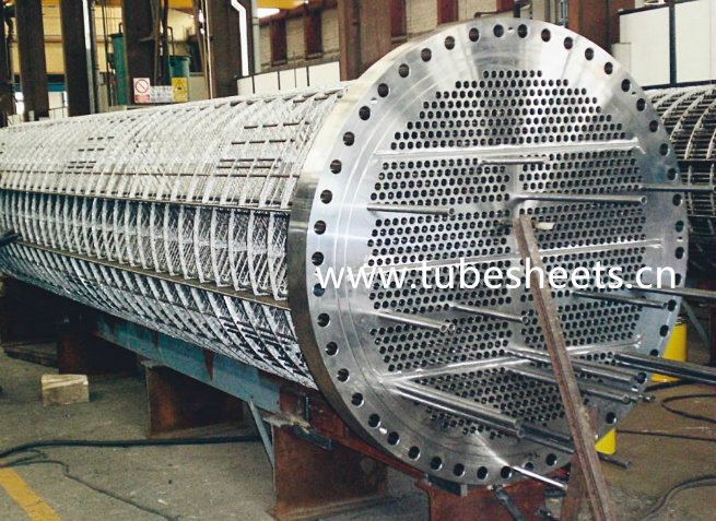 SUS304/304/316/316L Stainless Steel Plate/Baffle/Tubesheet, Manufacturer