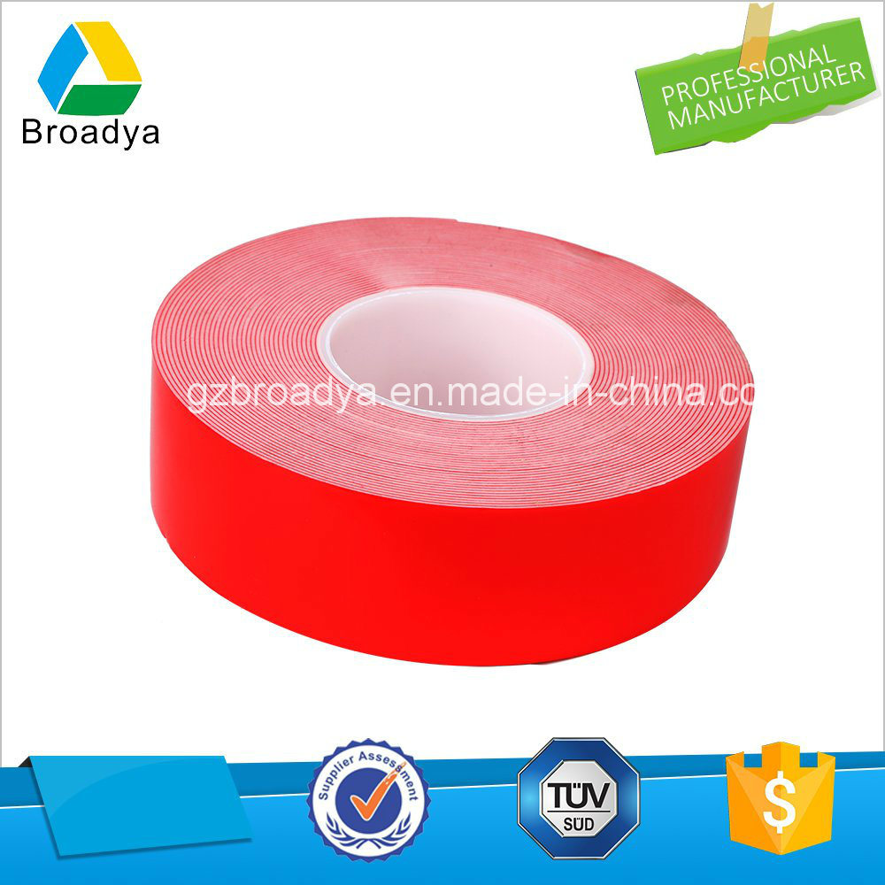 White/Clear/Gray/Black Colored Strong Double Sided Acrylic Foam Tape for Car/Glass/Window/Automotive
