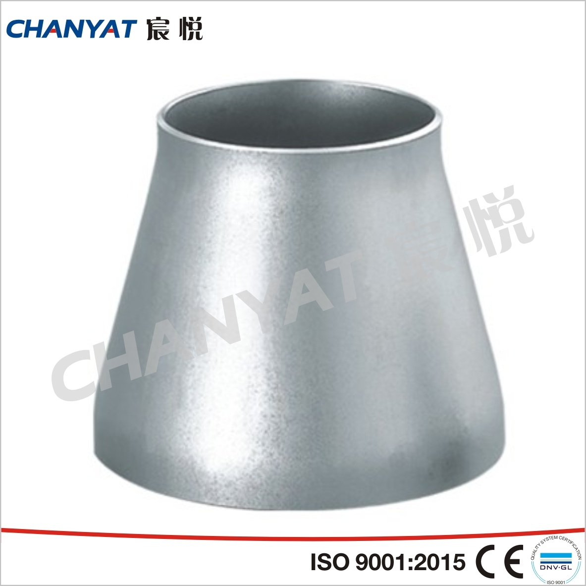 Bw Fitting Stainless Steel Reducer