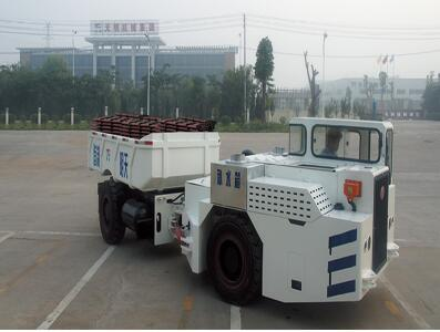 5t Explosion-Proof Trackless Rubber-Tyred Vehicle