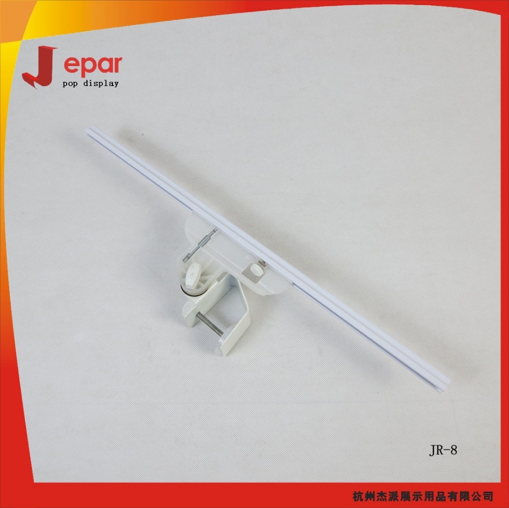 Wholesale Super Quality Pop Display Supermarket Shelf Clip
