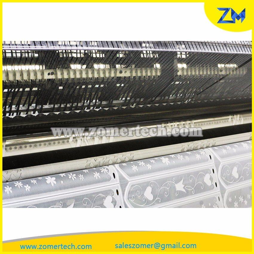 Piezo Jacquard Control System of Warp Knitting Machine