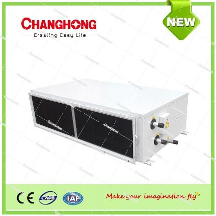 High Static Pressure Big Air Volume Ducted Fan Coil Unit Water Chilled
