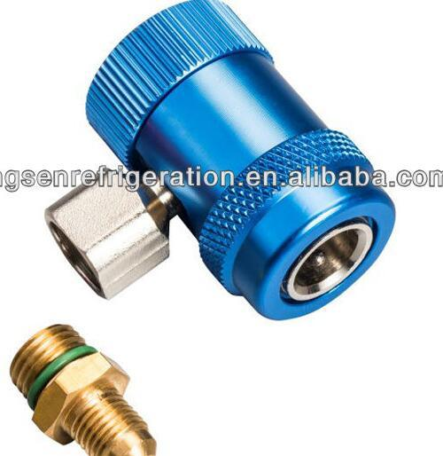 QC-Ml New Refrigeration Quick Coupler with Adapter