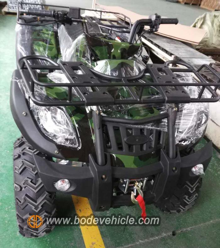 250cc ATV Engine with Reverse Gear Mc-373