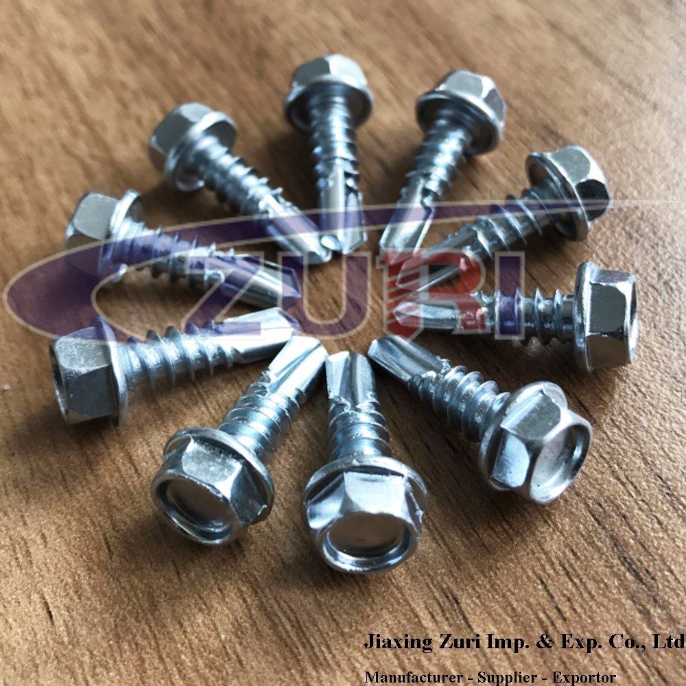 Self Drilling Screw 14X3/4′′ Zn