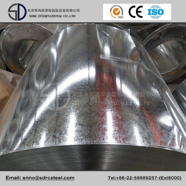 Prime Galvanized Steel Coil, Galvanized Steel Slip