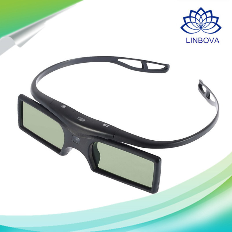 Smart Sunglasses Wireless Bluetooth 3D TV Glasses