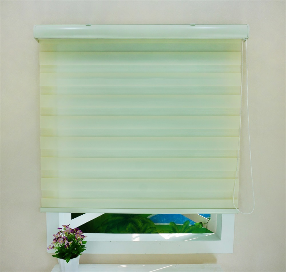 High Quality Factory Wholesale Custom Curtains and Zebra Blinds Windows