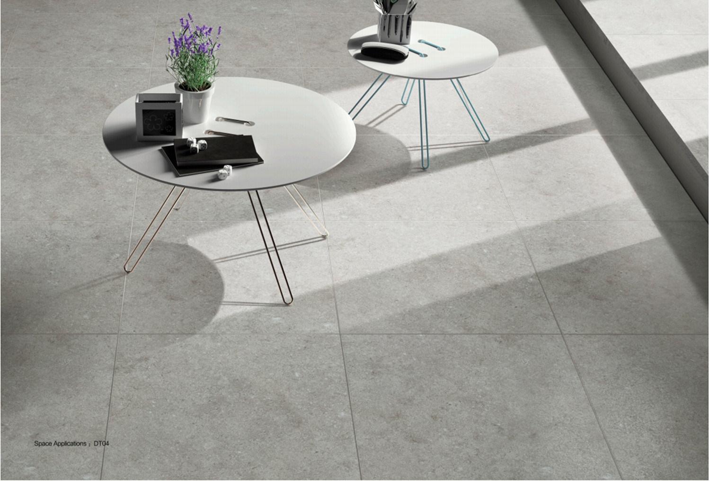 Classic Bluestone Glazed Porcelain Tiles 600X600mm (DT04)