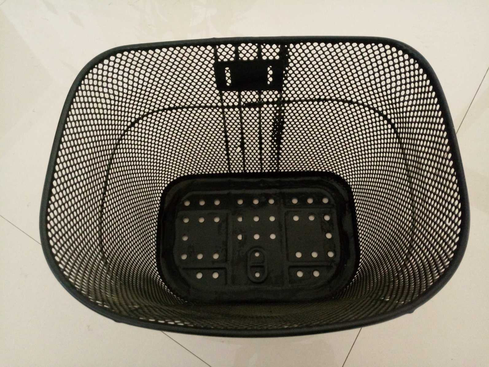 Metal Steel Material Steel Bicycle Basket High Quality Low Price (HH-2008)