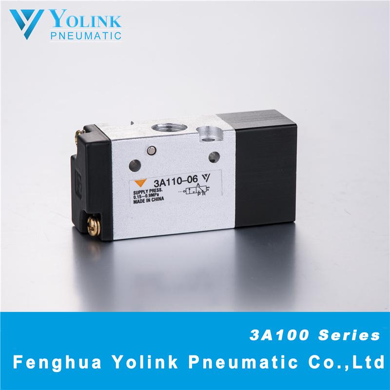 3A110 Series Exterior Control Pneumatic Valve