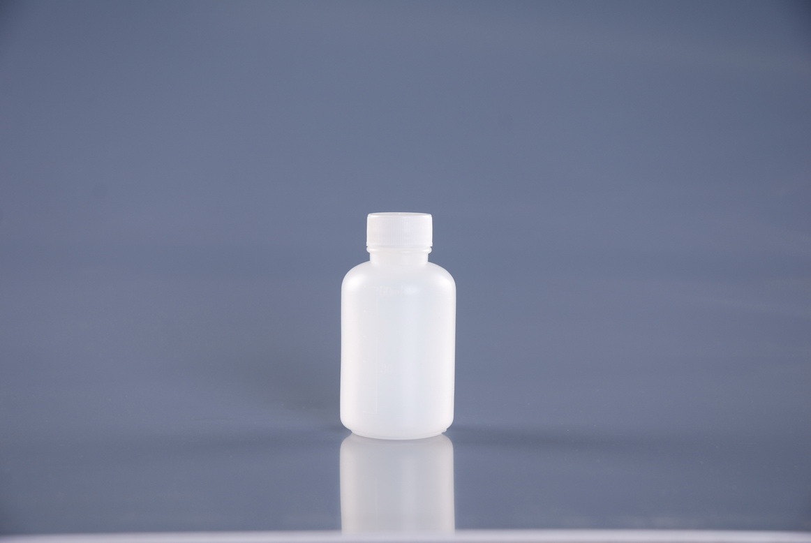 Clear Bottle for Liquid Medicine Plastic Packaging