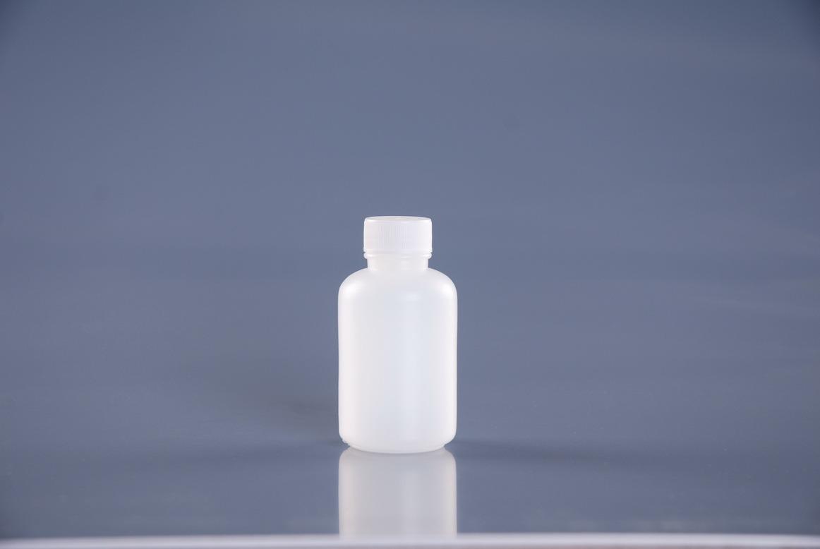 Clear Bottle for Liquid Medicine Plastic Packaging