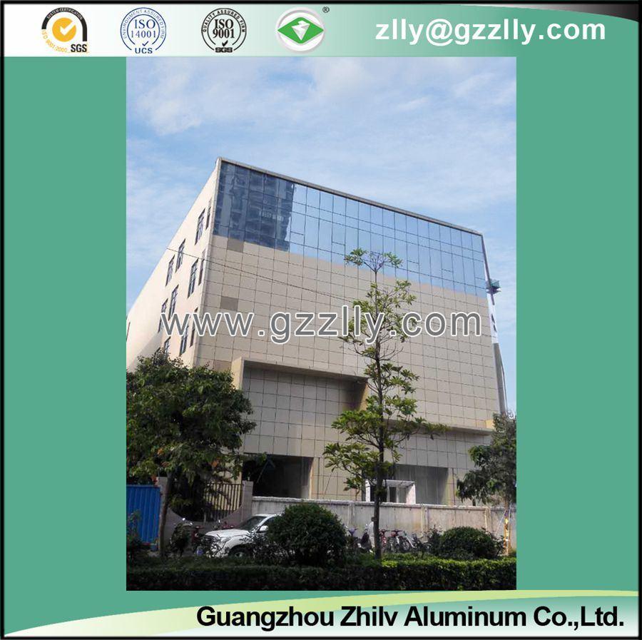 Building Material Aluminium Ceiling for Exterior Wall Panel