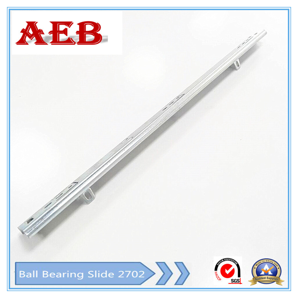 Aeb2702-27mm Single Extension Ball Bearing Slide with Bracket