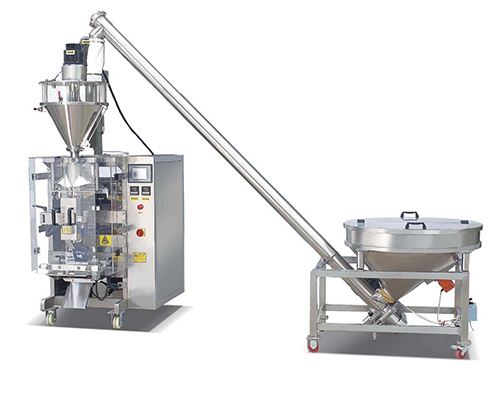 Fully Automatic Powder Packng Machine