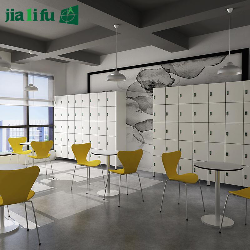 Attractive Design HPL School Storage Locker