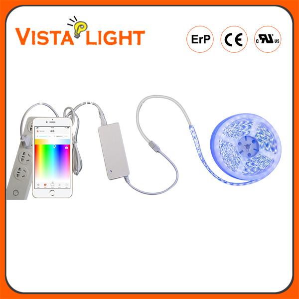 2.4GHz WiFi, 802.11 B/G/N Strip Lighting WiFi LED Driver
