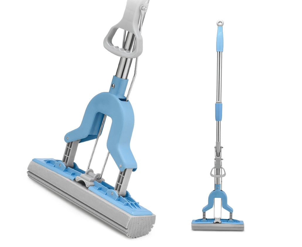 Sponge Mop PVA Mop Hand Free Mop Cleaning Mop
