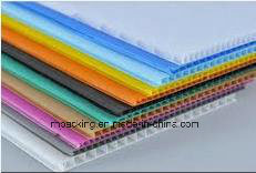 Flame Retardant Sheets PP Corflute Correx Coroplast 1220*2440
