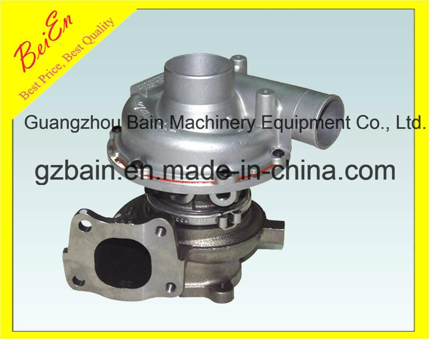 Original Ihi Turbocharger for Excavator Engine 6HK1 (Part Number: 1-14400426-1)