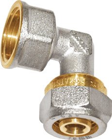 Rectangular Lead-Free Brass Pipe Fittings