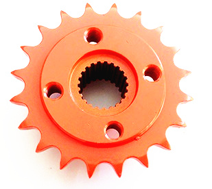 Chain Wheel-Y for Kubota Harvester