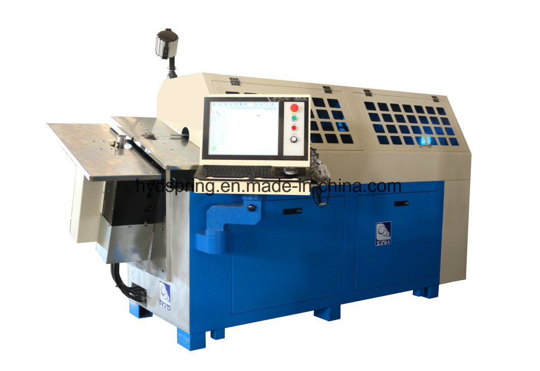 New Model Hyd-60-10A Wire Bending Machine Wire Forming Machine