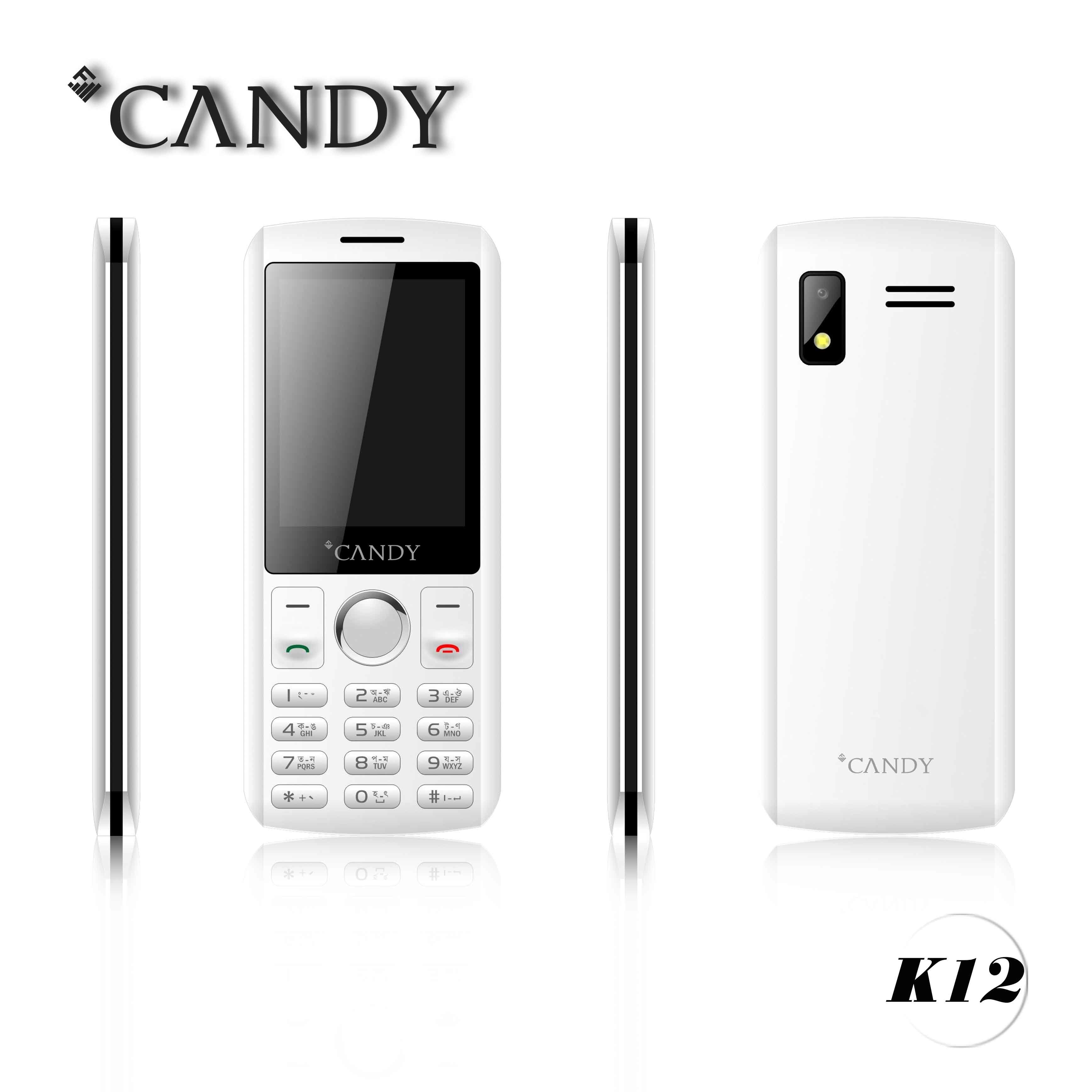 New Fashion Slim Design 2g Feature Phone