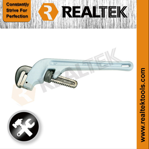 Offset Aluminium Pipe Wrench