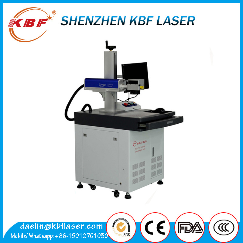 PCB Traceability System Water Cooling 355nm 3W UV Laser Marking Machine for All Materials Plastic Laser Marking