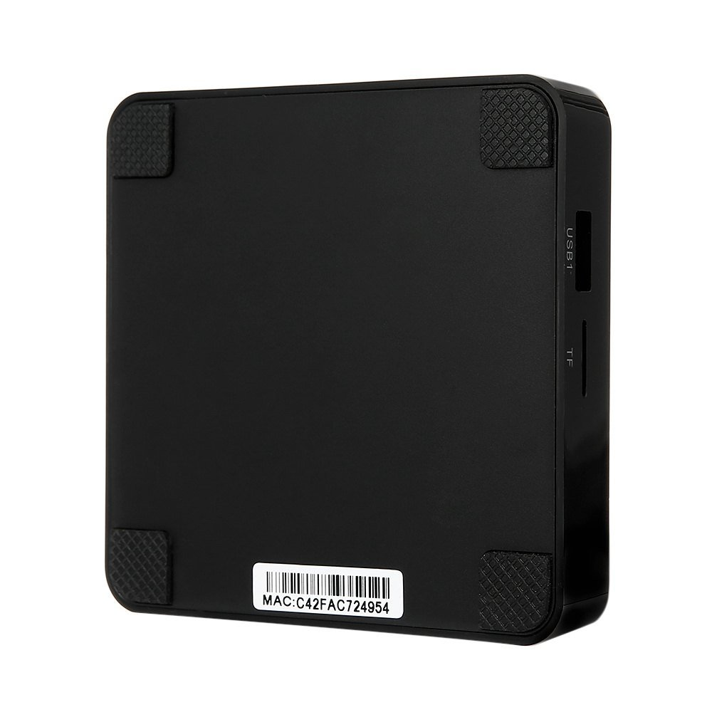 OEM ODM Amlogic S905X TV Box T95n 2g+16g